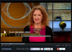 CBS Screen