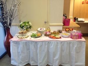 photo food spread