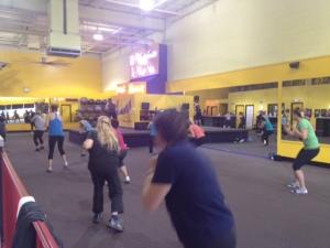 momentum fitness