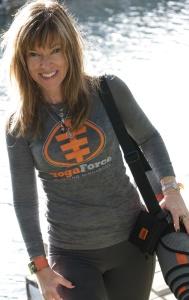 Annie Applby YogaForce