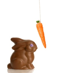 chocolate and carrot