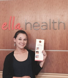 Ella Health essentials card