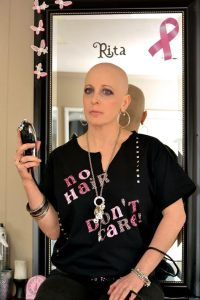 Rita bald